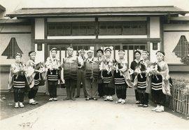 角浜駒踊り(昭和25年~26年頃)