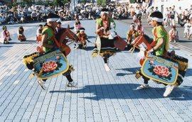 角浜駒踊り
