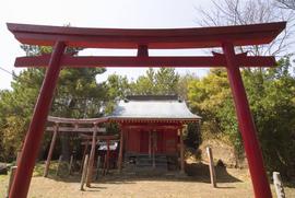 小子内にある塩釜神社